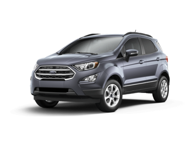 2018 Ford EcoSport SE Crossover Front-Wheel Drive (F